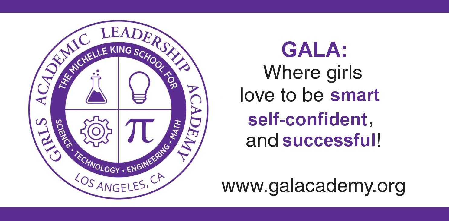 GALA Girls Academic Leadership Academy - All-Girls School, Los Angeles