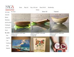 SAGA online gift shop