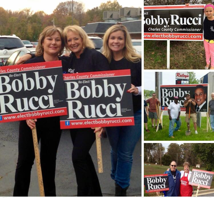 Grab your Bobby Sign today