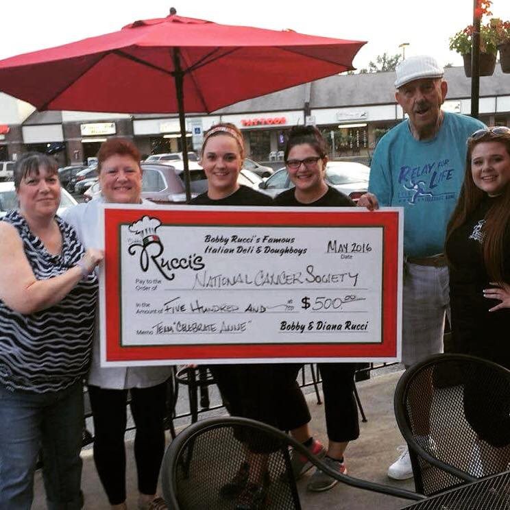 Bobby and his Rucci's Team are happy to help