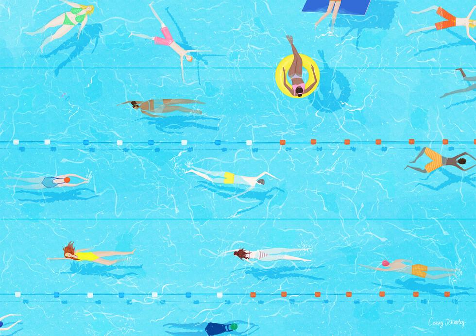 View 'Summer Swim' gallery