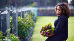 Unhelpful comments and misguided support: Becoming a widow in your 20s