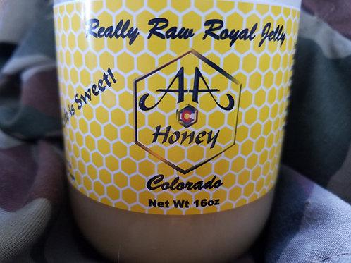 Raw Creamed Honey with Royal Jelly
