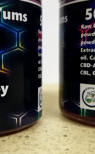 Dragon Yum Yums CBD Honey