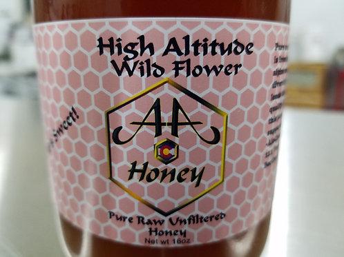 High Altitude Wildflower Honey