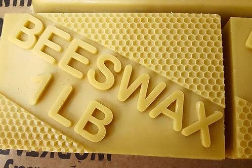 Beeswax 1lb
