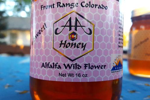 Northern Colorado Alfalfa Wildflower