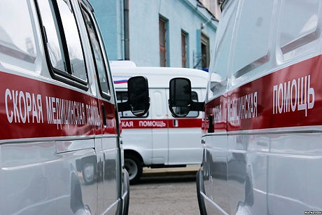 Больница Скорой Медицинской Помощи Ангарска