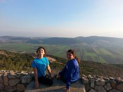 Overlooking the Netofa Valley
