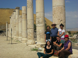 Beit She'an Antiquities