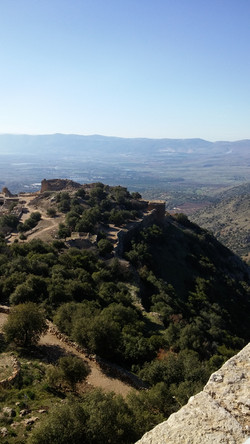 Nimrods Fortress