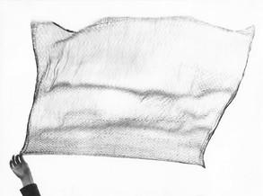 Kiki's Scarf, Silver Gelatine Print (1980)