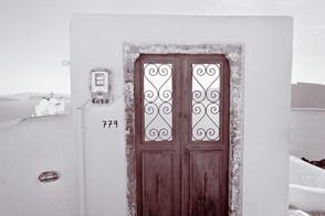 Gate, Santorini