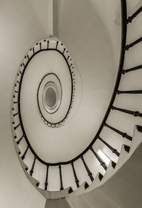 Staircase, TU Wien