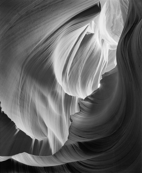 Streaming, Lower Antilope Canyon