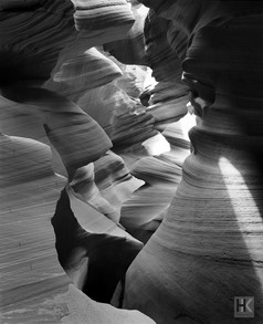 In the Maze, Lower Antilope Canyon