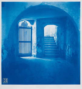 Blue Arches, Sicily