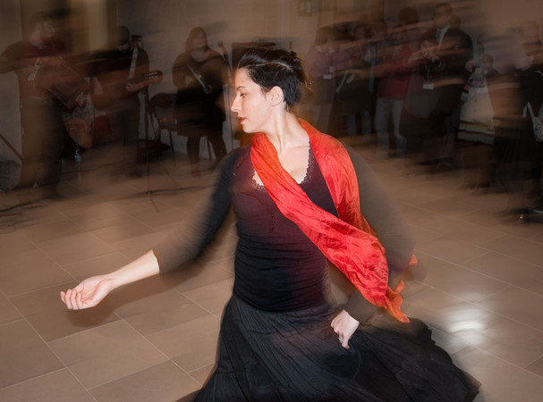 Taranta Dancer