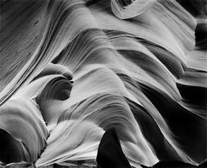 Facing Waves, Lower Antilope Canyon