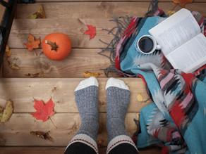 Friday Fun: Seasonal Words- Rec. Fall Reads