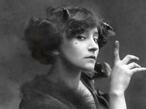 Friday Fun: Women's History Month- Sidonie-Gabrielle Colette