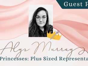 Writer Wednesday: Guest Post- Alys Murray