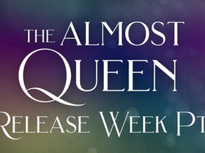 The Almost Queen Release Week Pt 2: A Fantastical Pie Recipe