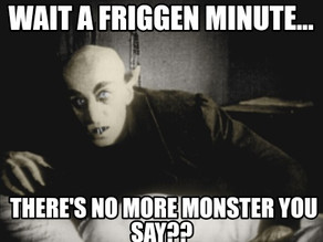 Friday Fun #4: Vampires: Why Do They Get Our Blood Pumping?