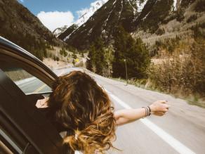 Friday Fun: Road Trip Reads
