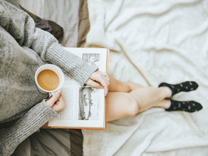 Friday Fun: Our Favorite Books to Chill With