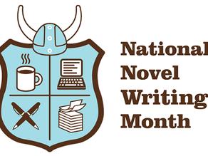 Writer Wednesday: Embrace the NaNoWriMo!