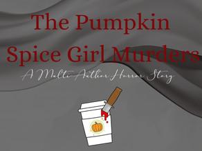 Friday Fun: The Pumpkin Spice Girl Murders Finale!