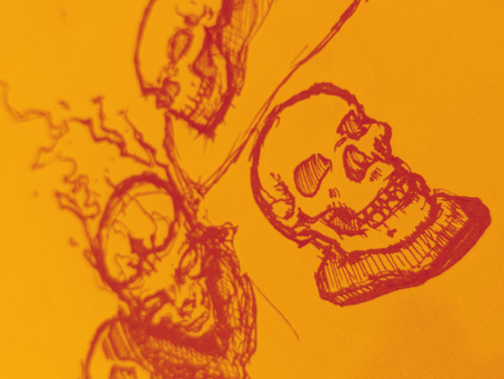 This is what drawing human skulls teaches you about dating...