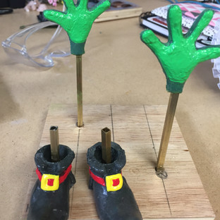 Silicone Hands and Feet