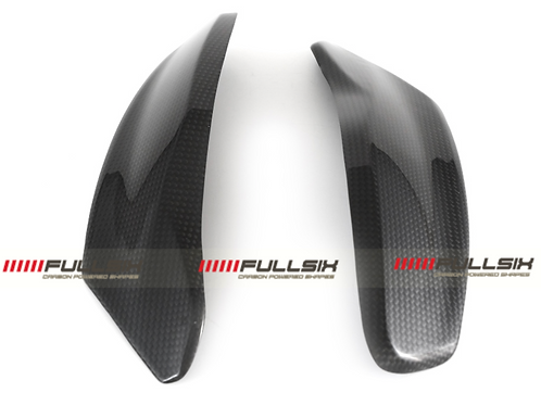 FullSix Carbon Hand Guard Set - Ducati Multistrada 1260
