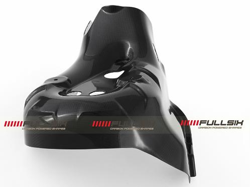 FullSix Carbon Exhaust Protector Long - Ducati Panigale 899/1199