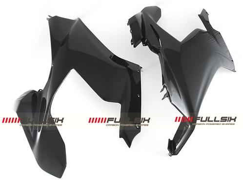 FullSix Carbon Upper Fairing Set - Ducati V4