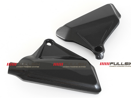 FullSix Carbon Side Panel Set - Ducati X Diavel