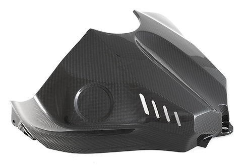 FullSix Carbon Tank Cover - Yamaha R1