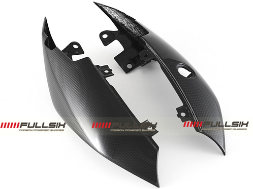 FullSix Carbon Seat / Tail Fairing Set - Ducati X Diavel