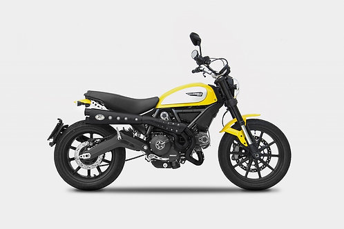 Zard Exhaust - Ducati Scrambler - High Full Kit