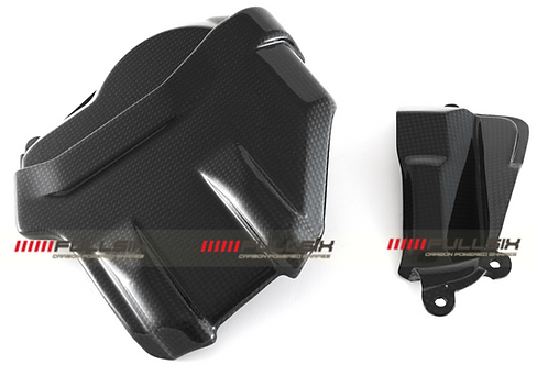FullSix Carbon Bulkhead Covers Set - Ducati V4
