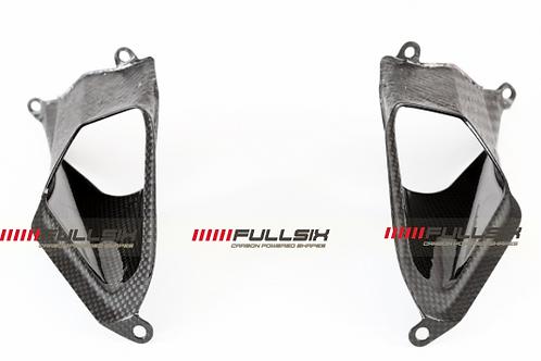 FullSix Carbon Seat Tail Air Intake Set - Panigale