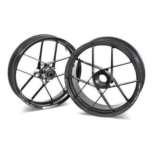 RotoBox Bullet Wheels - Single Sided Swing Arm