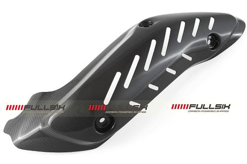 FullSix Carbon Monster Exhaust Protector
