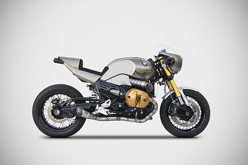 Zard Exhaust - BMW R nineT Full Titanium Kit Short