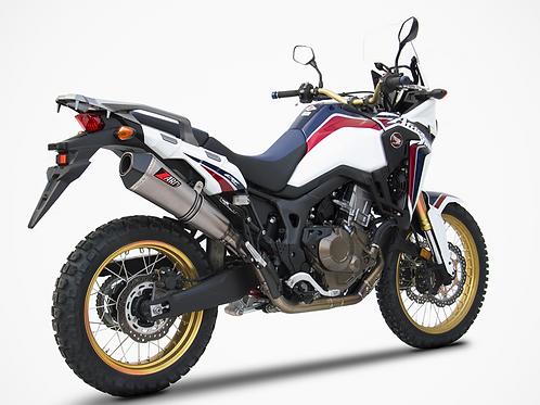 Zard Exhaust - Honda Africa Twin - Full Kit