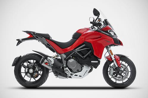 Zard Exhaust - Ducati Multistrada 1260 - Slip On