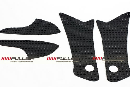 FullSix Carbon Accessory - Tank Grips - Panigale