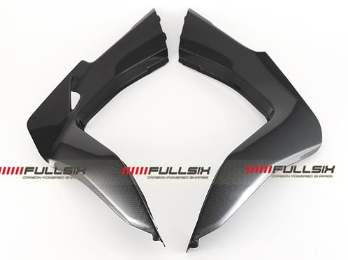 FullSix Carbon Rear Side Panels Set - Ducati Multistrada 1260